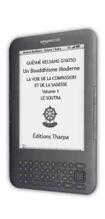 Version électronique d'Un Bouddhisme Moderne sur Kindle